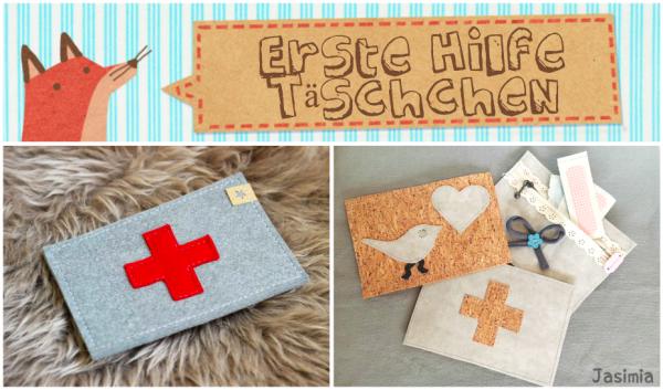 Schnittmuster - Erste Hilfe Täschchen - Annas-Country
