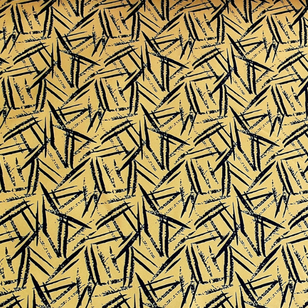 Pinselstriche - senf - Softshell