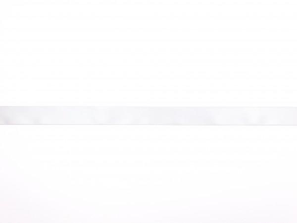 Zierband - hell grau/silber - 25mm -