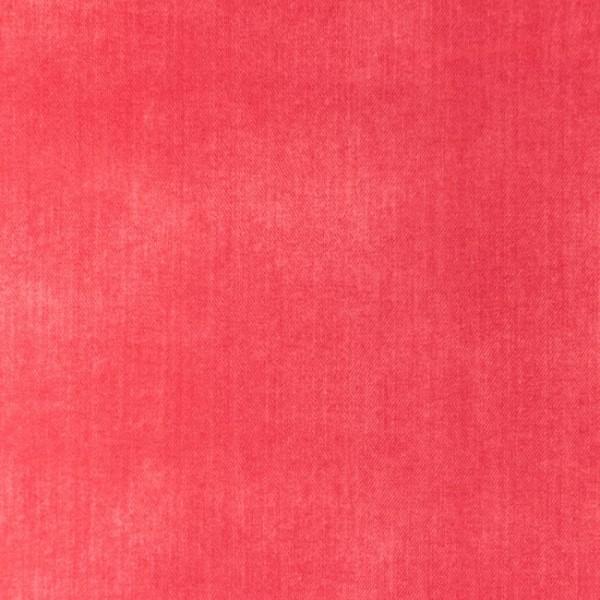 Denim-Style - rot - Baumwolljersey