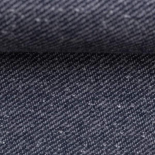 Swafing - Piet - dunkelblau - Sweat mit Fleeceabseite
