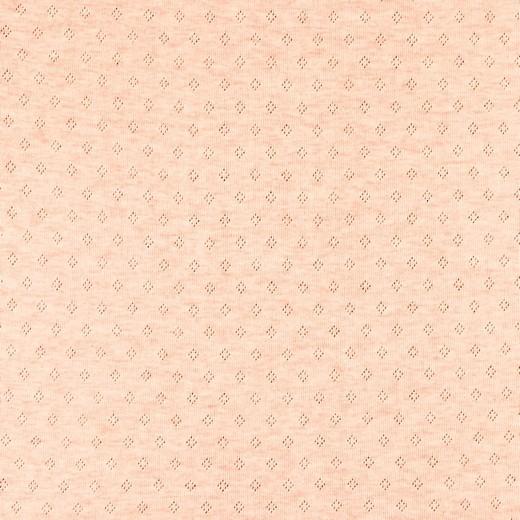 Pointoille - apricot meliert - Feinstrick
