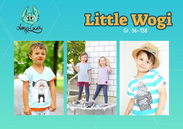 Schnittmuster - Little Wogi- Annas-Country