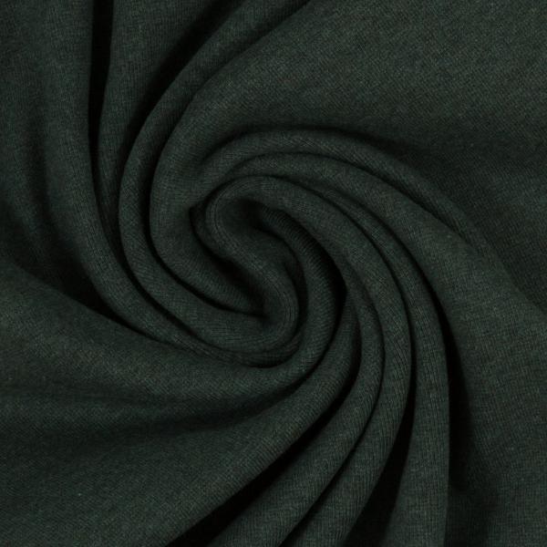 Swafing - Jenna - Wintersweat - meliert - dunkelgrün