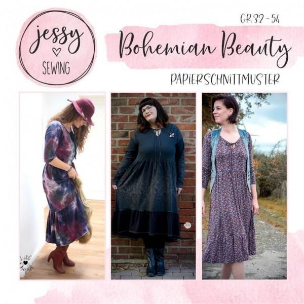 Papierschnittmuster - Jessy Sewing - Bohemian Beauty