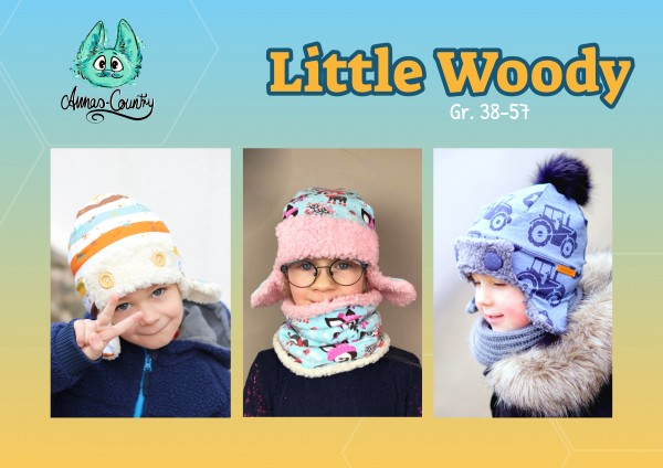 Schnittmuster - Little Woody- Annas-Country