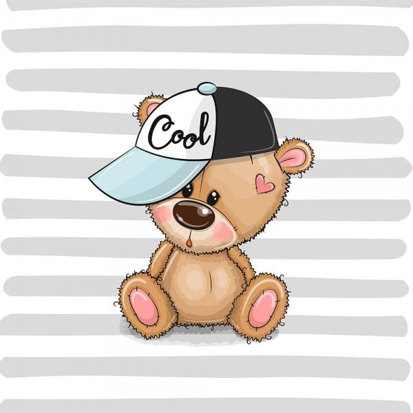 Cool Bär - Panel - Sommersweat