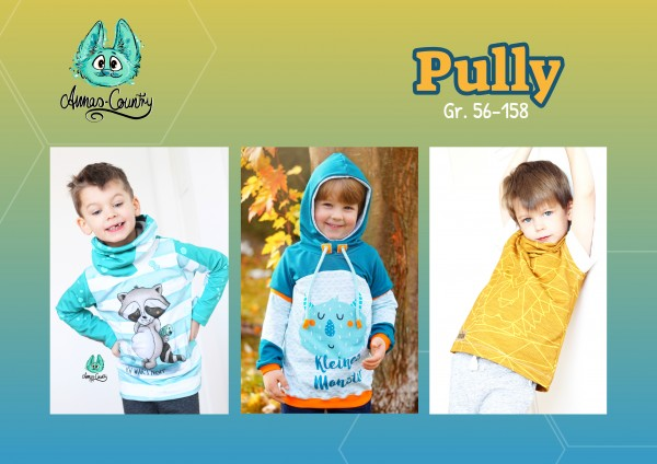 Schnittmuster - Pully 2.0 - Annas-Country