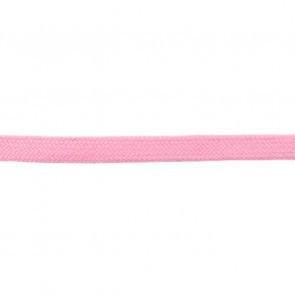 Flache Hoodiekordel - rosa - 20mm