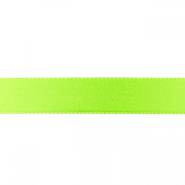 Zierband - lime - 25mm
