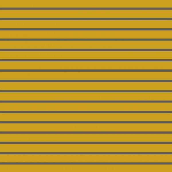 Stripes - ocker/grau - Sommersweat