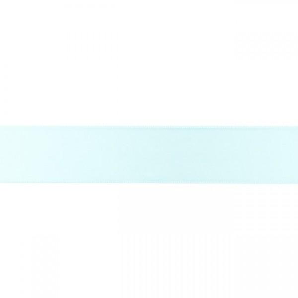 Zierband - hellblau - 25mm