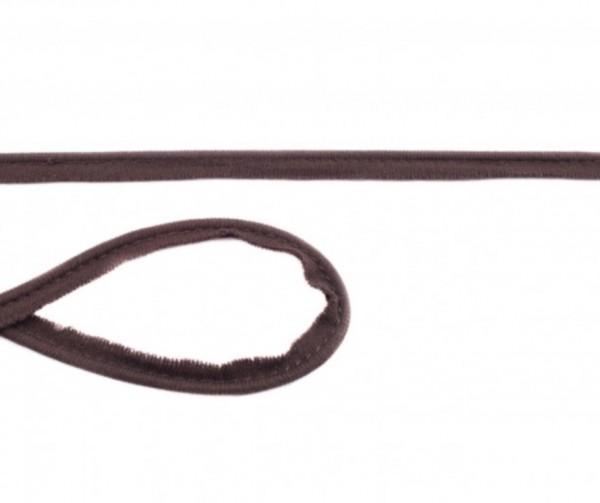 Jersey Paspel - 10mm - braun -