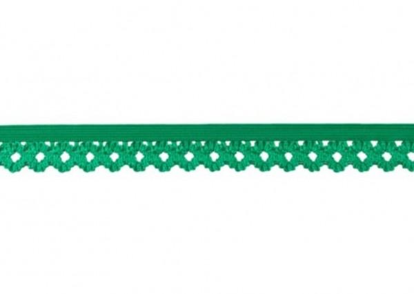 Elastische Spitze - 20mm - apfelgrün
