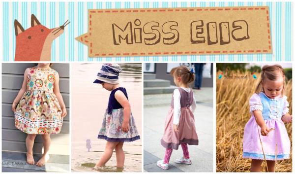 Schnittmuster - Miss Ella - Annas-Country