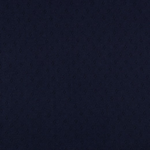 Pointoille - dunkelblau - Feinstrick