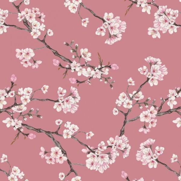 Blossom - altrosa - Modal Jersey
