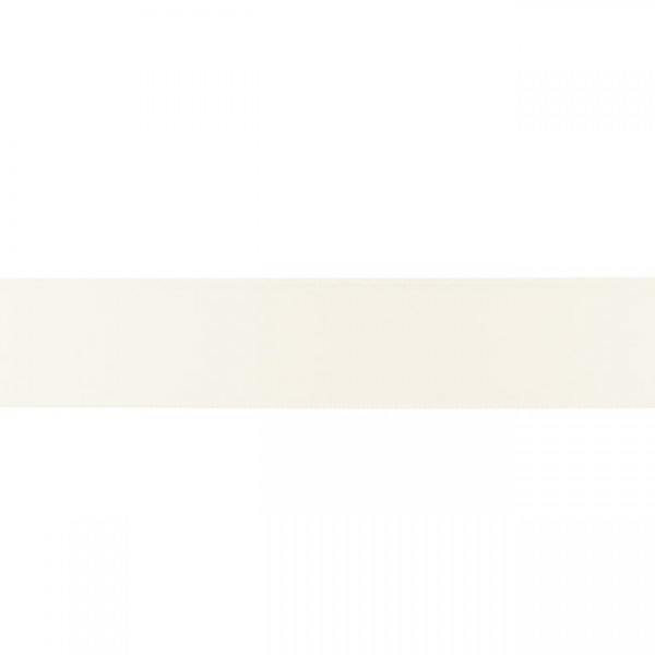 Zierband - ivory - 25mm
