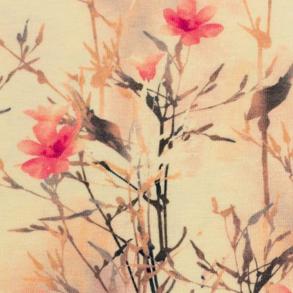 Swafing - Jonne - Nostalgie Blüten - BW-Jersey
