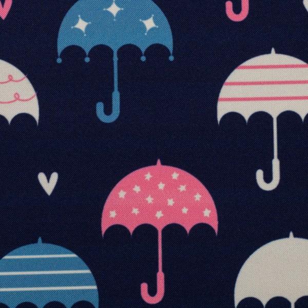 Swafing - Regenschirme - blau - Softshell