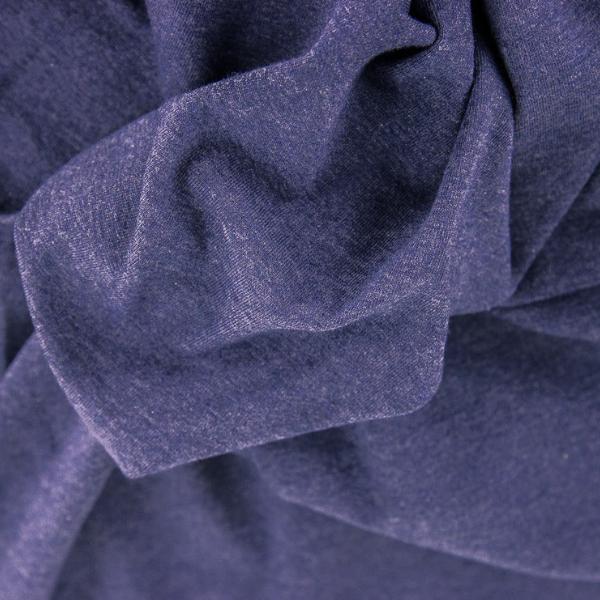 Swafing - Jenna - Wintersweat - meliert - blau