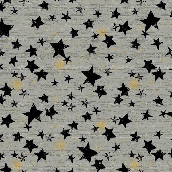 Sterne Glitzer *Glitter sparkles* -Wintersweat-