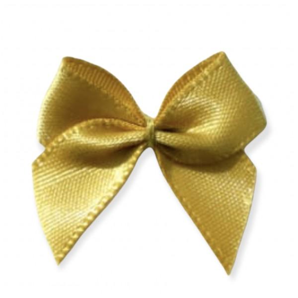 Zierschleife - gold