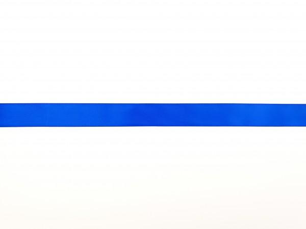 Zierband - royal blau - 25mm -