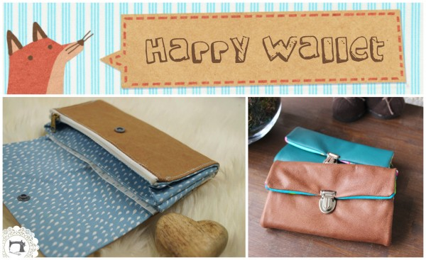 Schnittmuster - Happy Wallet - Annas-Country