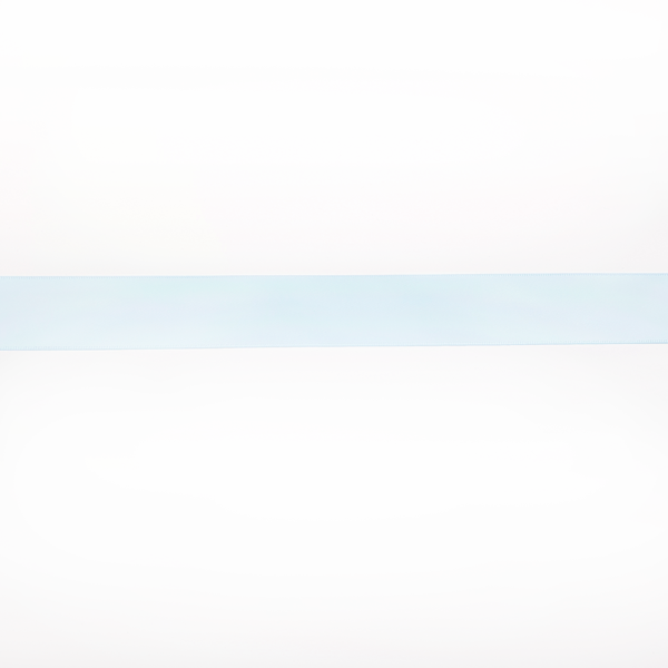 Zierband - hellblau - 25mm -