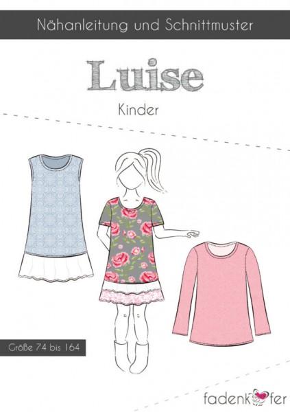 Papierschnittmuster - Luise - Kinder