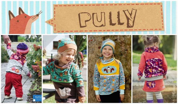 Schnittmuster - Pully - Annas-Country