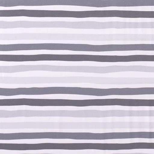 Streifen Kombo - grau - BW-Jersey