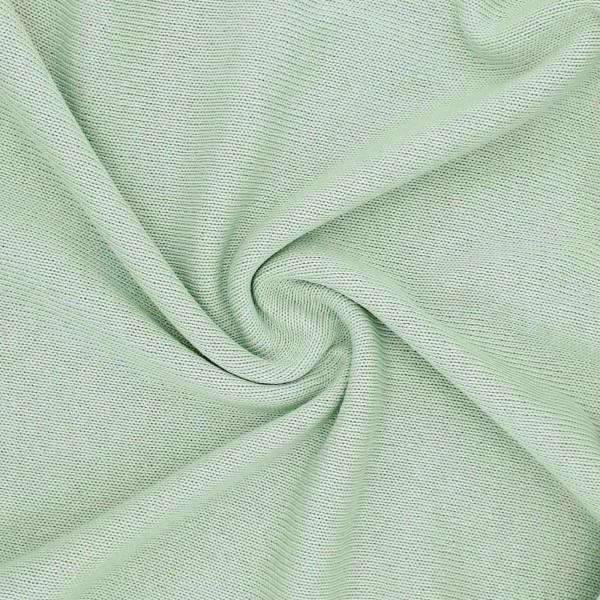 Baumwoll-Feinstrick - mint - 100% Baumwolle